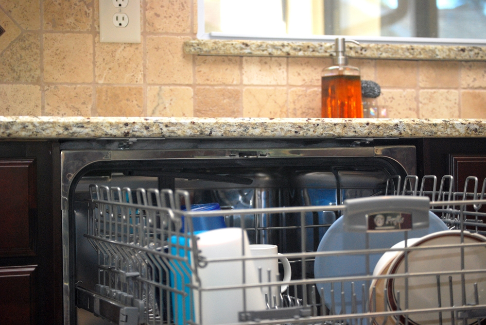 Countertop Dishwasher Mount : Granite Grabbers LLC - HOW IT WORKS